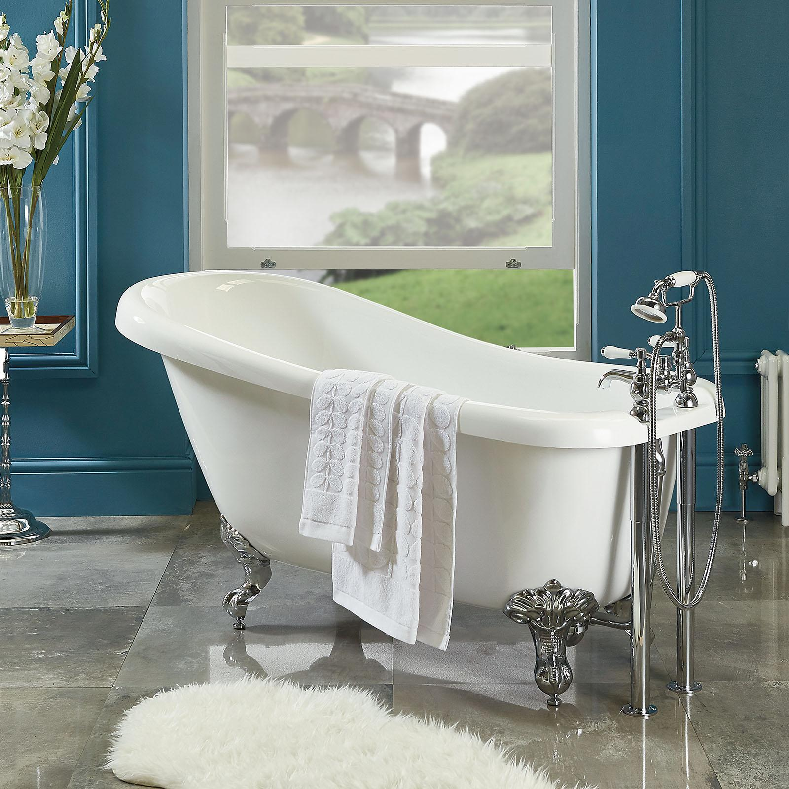 Traditional Acrylic Freestanding Baths