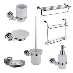 Round Bathroom Accessories