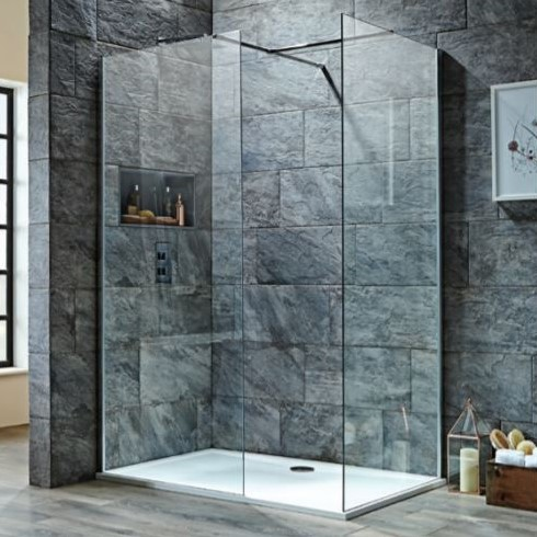 Scudo S8 - wetroom Glass