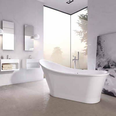Stone Resin Freestanding Baths