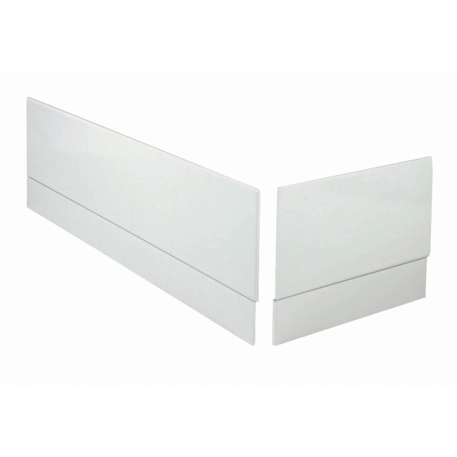 AQUA-line  Bath Panel - Gloss White