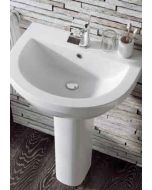 Scudo Spa Basin & Pedestal
