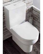 Scudo Spa Close Couple Toilet Inc Soft Close Seat