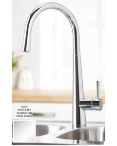 Scudo Venice Kitchen Tap (Available Chrome and Brushed Stainless)