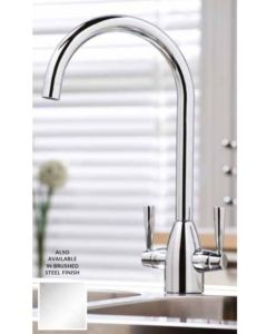 Scudo Marlo Kitchen Tap (Available Chrome and Brushed Stainless)