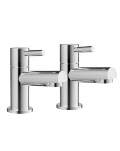 Scudo Premier Bath Taps (Pair)