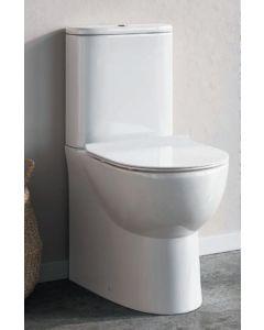Scudo Belini Closed Back WC -inc seat
