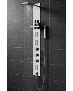 AQUA-line Berlin Stainless Steel Recessed Shower Column
