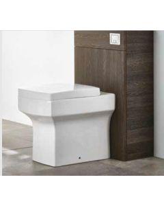 Scudo Denza Back to Wall WC - inc Soft close seat