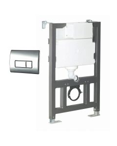 AQUA-line 82 Wall Hung WC Fixing Frame