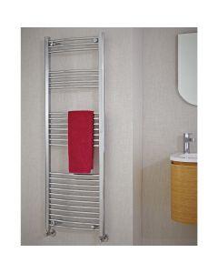 AQUA-line Curved Pre Filled Electric Towel Warmer