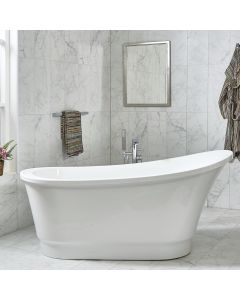 AQUA-line Tiffany Freestanding Bath