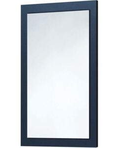 Scudo Mirror With Indego Blue Frame