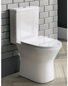 Scudo Middleton open Back WC -inc seat
