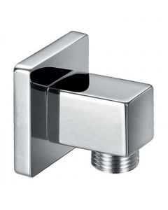 Scudo Square Shower Outlet Elbow