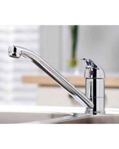 Scudo  Arruba Budget Kitchen Tap (Available Chrome & Brushed Stainless)