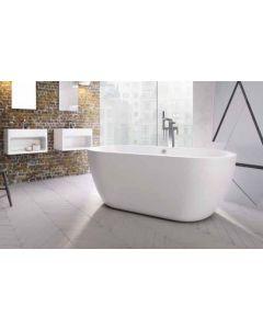 Scudo San Marlo Acrylic White Freestanding Bath