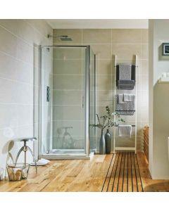 Scudo S6 Pivot Door & Shower Enclosure systems - 6mm Glass
