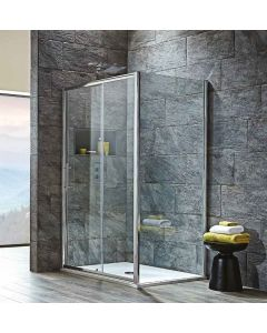Scudo Luxury S8 Sliding Door & Shower Enclosure Systems - 8mm Glass