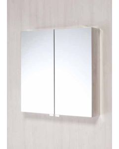 Scudo Double Door Stainless Steel Cabinet