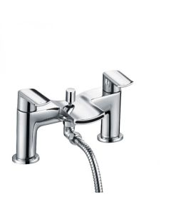 Scudo Leo Bath Shower Mixer  with Bracket and shower Kit