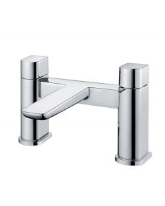 Scudo  Muro Bath Filler - Chrome