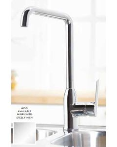 Scudo Verdi Kitchen Tap (Available Chrome and Brushed Stainless)