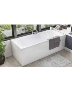 Scudo Round  Double Ended Bath