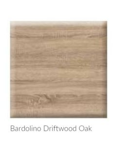 Scudo Bath Panels - Bardolino Driftwood Oak (1700mm & 1800mm & end panels) vinyl wrapped